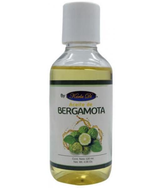 ACEITE DE BERGAMOTA 120 ML KARLA DI NATURALS