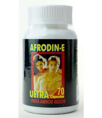AFRODIN-E ULTRA 70 CAPSULAS
