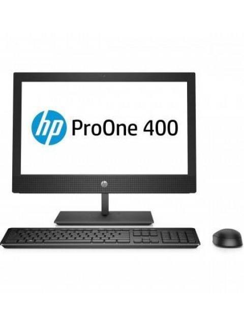 ALL IN ONE HP PROONE 400 G4 - 23.8 - INTEL CORE I7-8700T - 8GB - 1TB + 128GB SSD - DVD - WINDOWS 10 PRO