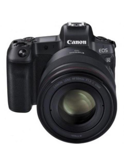 CAMARA CANON EOS R - PANTALLA TACTIL LCD 3.2 - 30.3 MP - VIDEO 3840 X 2160 - MODO PELICULA HD + LENTE 24-105MM - PROMOCANON