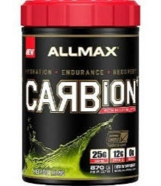 CARBION LEMON LIME 870 G (30 SRV) ALLMAX