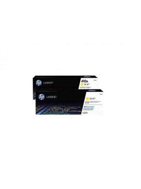 CARTUCHO DE TONER HP 410A - AMARILLO - LASERJET - ORIGINAL (CF412A)