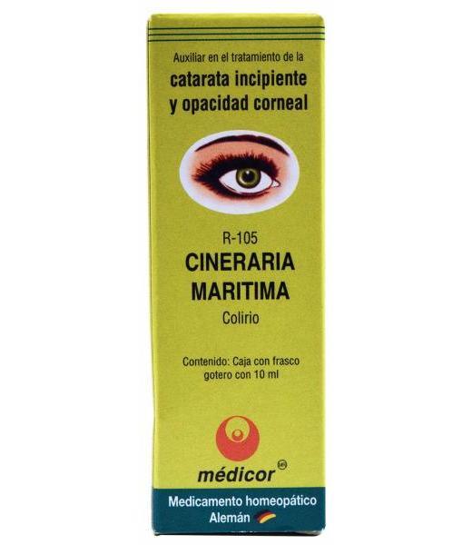 CINERARIA MARITIMA 10 ML MEDICOR