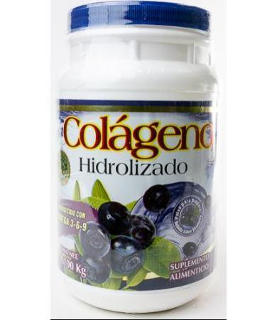 COLAGENO HIDROLIZADO BLUE BERRY 1100 G YPENZA