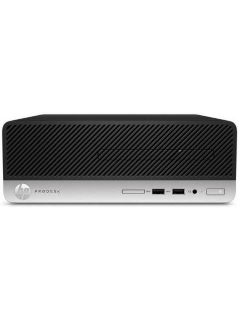 COMPUTADORA HP 400 G5 SFF - INTEL CORE I5-8500 - 4GB - 1TB - DVD±RW - WINDOWS 10 PRO