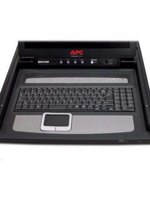 CONSOLA PARA RACK APC AP5719 - 19 - LCD - USB - 1U