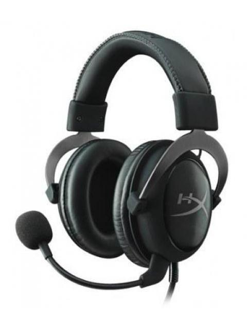 DIADEMA KINGSTON HYPERX CLOUD II 7.1 PRO GAMING GUN METAL