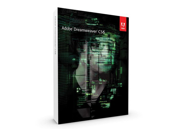 DVDSET DREAMWEAVER CS6