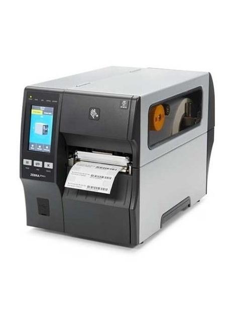 IMPRESORA DE ETIQUETAS ZEBRA TECHNOLOGIES ZT411 - TT-TD - 300 DPI - 356 MM-S - USB 2.0 - RS-232 - ETHERNET - BLUETOOTH