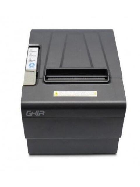 IMPRESORA DE TICKETS GHIA GTP801 - TERMICA - 80MM - 203DPI - USB - ETHERNET - NEGRO