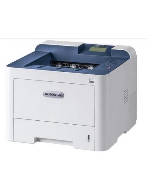 IMPRESORA XEROX PHASER 3330 - 40PPM - LASER - 1200DPI - WI-FI - USB 2.0 - ETHERNET - BLANCO-AZUL