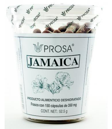 JAMAICA 350 MG 150 CAP PROSA