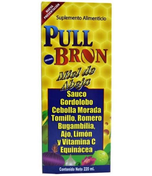 JARABE PULL BRON 220 ML MEGANATURAL