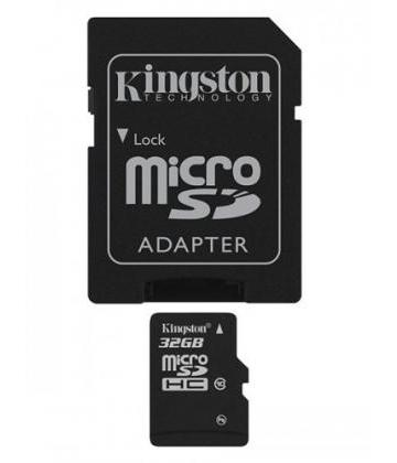 KINGSTON 32G MICRO SDHC CLASE