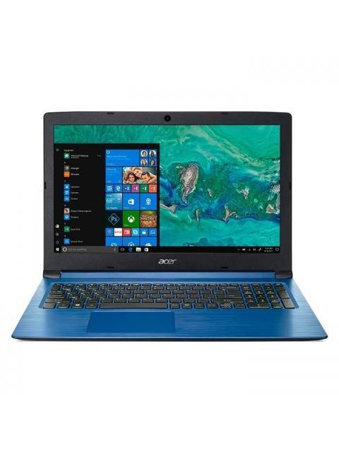 LAPTOP ACER ASPIRE 3 A315-56-38TB - 15.6 - INTEL CORE I3-1005G1 - 8GB - 1TB - 128GB SSD - WINDOWS 10 HOME - AZUL