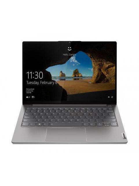 LAPTOP LENOVO THINKBOOK 13S G2 13.3 QUAD HD INTEL CORE I5-1135G7 2.40GHZ 8GB 256GB SSD WINDOWS 10 PRO 64-BIT ESPANOL GRIS