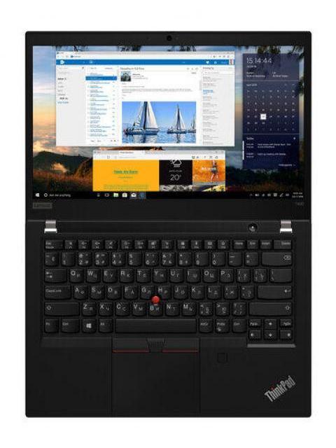 LAPTOP LENOVO THINKPAD T490 - 14 - INTEL CORE I5-8265U - 8GB - 256GB SSD - WINDOWS 10 PRO