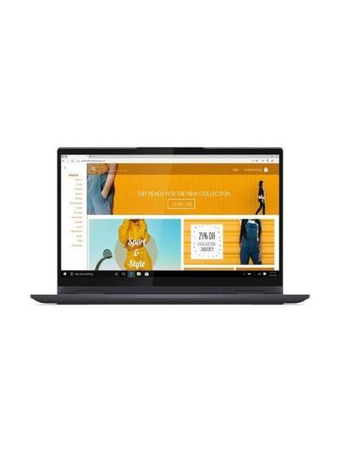LAPTOP LENOVO YOGA 7 14ITL5 14 FULL HD INTEL CORE I7-1165G7 2.80GHZ 12GB 512GB SSD WINDOWS 10 HOME 64-BIT ESPANOL GRIS