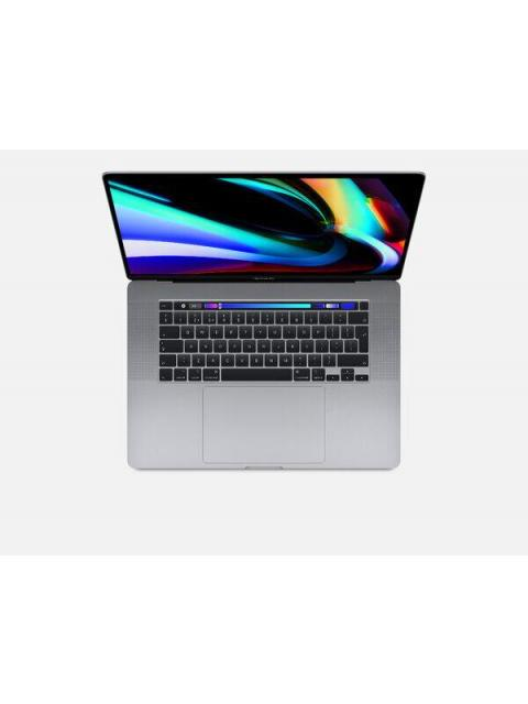 MACBOOK PRO - 16 - TOUCH - INTEL CORE I7 - 16GB - 512GB SSD - AMD RADEON PRO 5300M - MACOS CATALINA - GRIS ESPACIAL