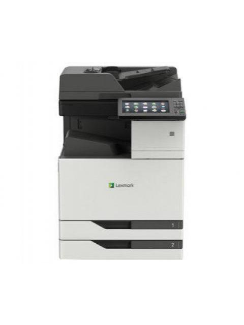 MULTIFUNCIONAL LEXMARK CX921DE - 35PPM NEGRO - 1200DPI - USB 2.0 - ETHERNET - DUPLEX - GRIS