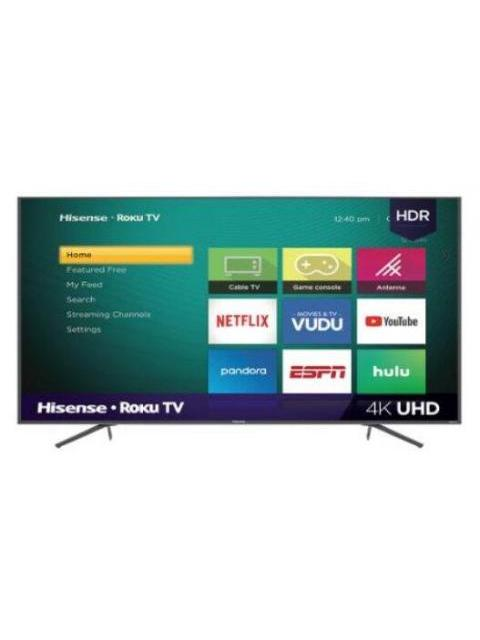 PANTALLA SMART TV HISENSE 65R6000FM - 65 - 3840 X 2160 - HDMI - USB - 2X 10W