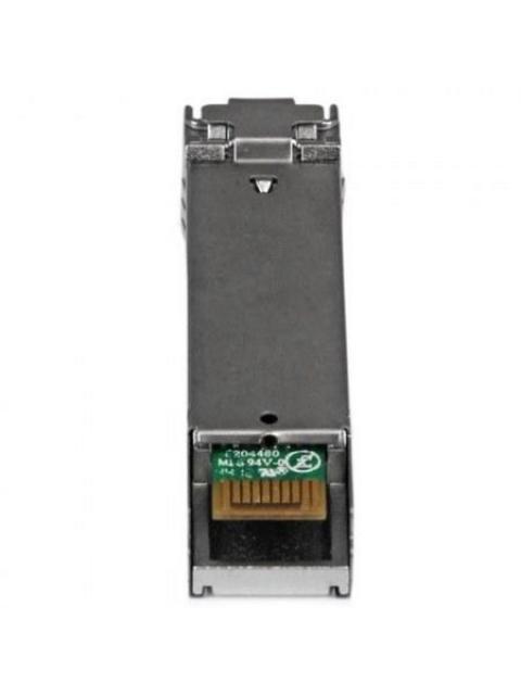 PAQUETE 10 MODULOS STARTECH - SFP GIGABIT - COMPATIBLE J4859C + FIBRA 1GB