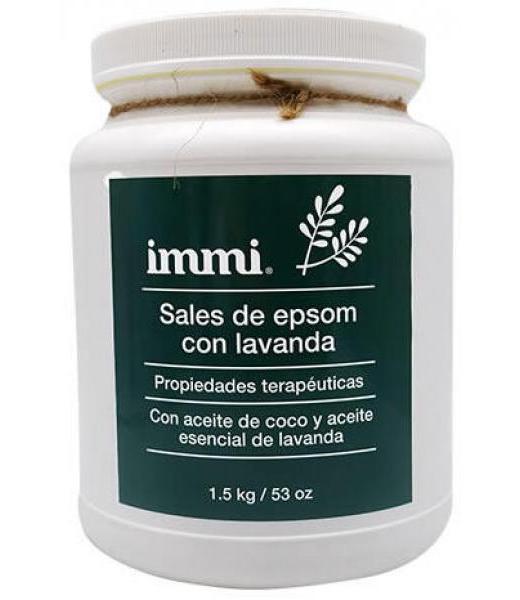 SALES DE EPSOM CON LAVANDA 1.5 KG IMMI
