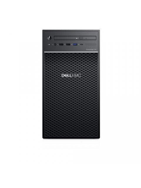 SERVIDOR DELL POWEREDGE T40 INTEL XEON E-2224G 3.50GHZ 8GB DDR4 1TB 3.5 SAS-SATA MINI TOWER - NO SISTEMA OPERATIVO INSTALADO