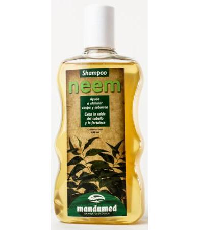 SHAMPOO NEEM 480 ML MANDUMED