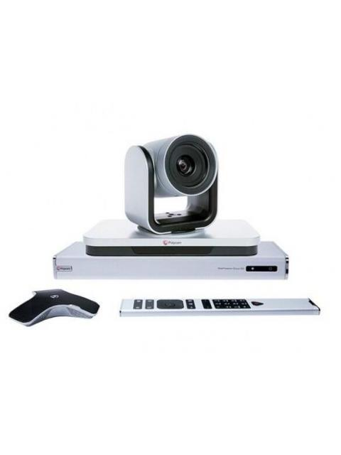 SISTEMA DE VIDEO CONFERENCIA POLYCOM REAL PRESENCE GROUP 500 - 720P - ETHERNET - USB 2.0 - RS232