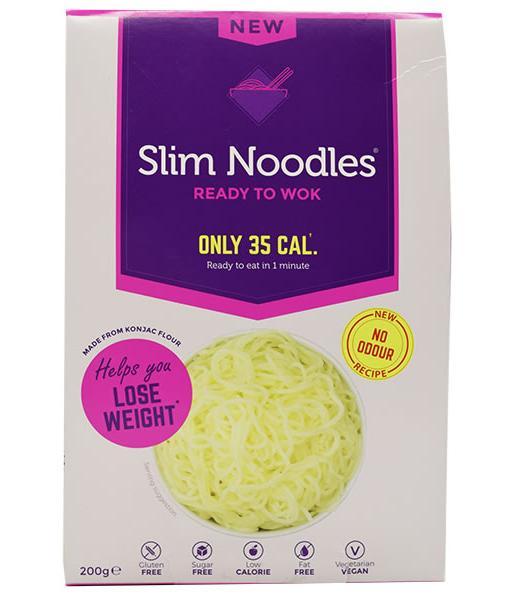 SLIM NOODLES KONJAC 200 G SLIM FOODS