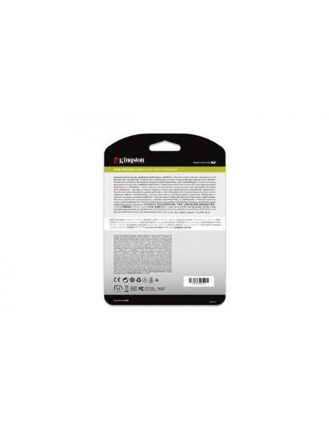SSD KINGSTON DC500R - 1920GB - 2.5 - SATA 3 (CENTRADA EN LECTURA)