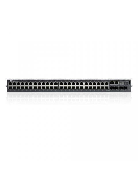 SWITCH DELL POWERCONNECT N3048EP - 48 PUERTOS - GIGABIT - 2 SFP+