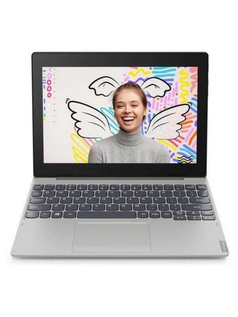 TABLET LENOVO IDEAPAD D330-10IGM - 10.1 - INTEL CELERON N4000 - 4GB - 64GB - WINDOWS 10 PRO - GRIS MINERAL