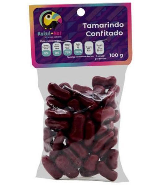 TAMARINDO CONFITADO 100 G KUKUL NAT