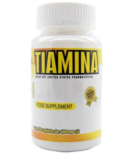 TIAMINA B1 30 CAP GRUPO RA