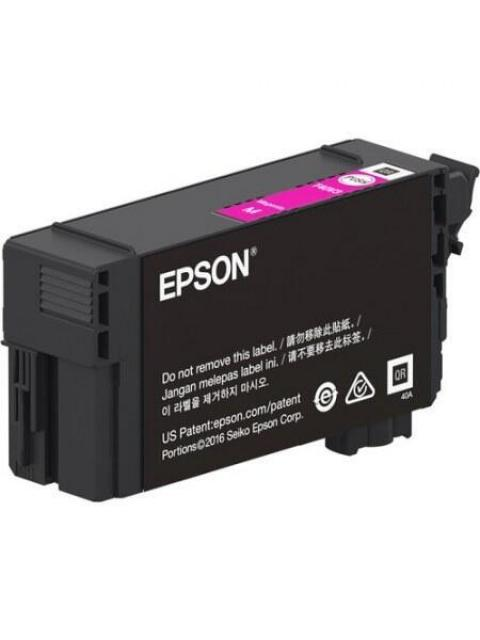 TINTA EPSON ULTRACHROME XD2 - 26ML - MAGENTA
