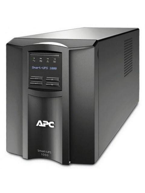 UPS APC SMT1000C - 1000VA-700W - 8 CONTACTOS - USB