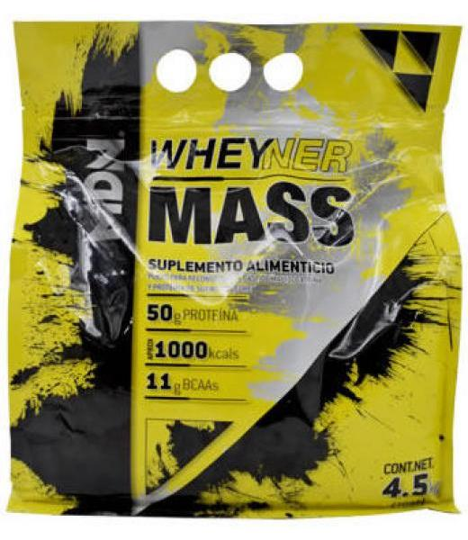 WHEY NER CHOCOLATE 4.5 KG MDN SPORTS